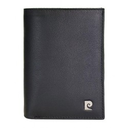 Πορτοφόλι Ανδρικό Δέρμα Pierre Cardin PC1252 Μαύρο