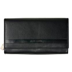 Πορτοφόλι Γυναικείο Δέρμα Pierre Cardin PC0249 Μαύρο