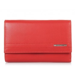 Πορτοφόλι Γυναικείο Δέρμα Pierre Cardin PC0241 Κόκκινο