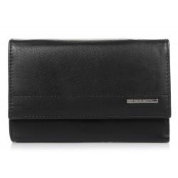 Πορτοφόλι Γυναικείο Δέρμα Pierre Cardin PC0241 Μαύρο