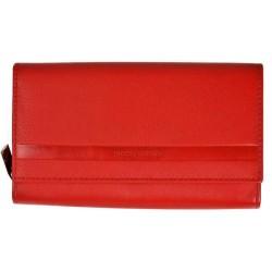 Πορτοφόλι Γυναικείο Δέρμα Pierre Cardin PC0249 Κόκκινο