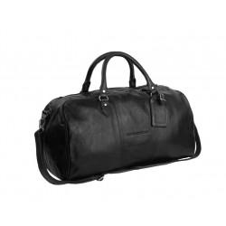Σακ-βουαγιάζ Μεσαίο Δέρμα The Chesterfield Brand C20.000400.161 Μαύρο