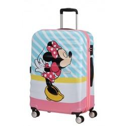 Βαλίτσα Μεσαία 65εκ. American Tourister Disney Wavebreaker 85670-8623 Minnie Pink Kiss