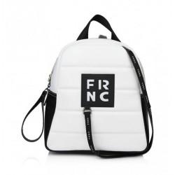 Τσάντα Γυναικεία Πλάτης FRNC 2131 Λευκό