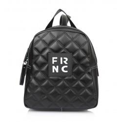 Τσάντα Γυναικεία Πλάτης FRNC 1201K Μαύρο
