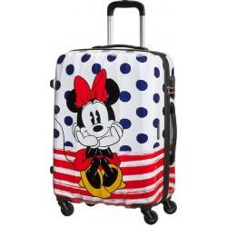Βαλίτσα Μεσαία 65εκ. American Tourister Disney Legends Minnie Blue Dots 92699-9071