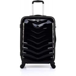 Βαλίτσα Καμπίνας 55εκ. Verage Seagull 15059-S Μαύρο