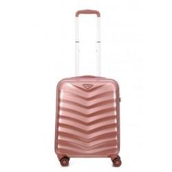 Βαλίτσα Καμπίνας 55εκ. Verage Seagull 15059-S Ροζ-Χρυσό
