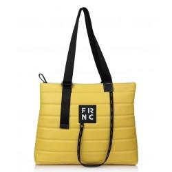 Τσάντα Γυναικεία FRNC 2145 Κίτρινο