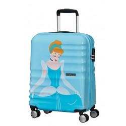 Βαλίτσα Καμπίνας 55εκ. American Tourister Disney Wavebreaker Princess Cinderella 131398-7981