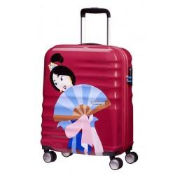 Βαλίτσα Καμπίνας 55εκ. American Tourister Disney Wavebreaker Princess Mulan 131398-9023