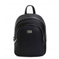 Τσάντα Πλάτης Γυναικεία David Jones CM5601 Μαύρο