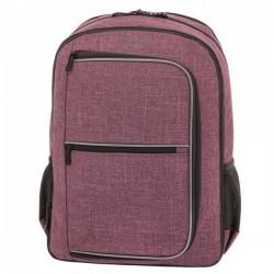Σακίδιο Πλάτης Laptop 15.6'' Polo Solido 901279 Μωβ