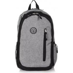Χειραποσκευή Τσάντα Πλάτης Diplomat BF26 Γκρι
