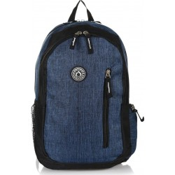Χειραποσκευή Τσάντα Πλάτης Diplomat BF26 Μπλε