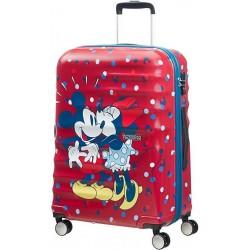 Βαλίτσα Μεσαία 65εκ. American Tourister Disney Wavebreaker 85670-5975  Minnie Loves Mickey