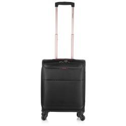 Βαλίτσα Καμπίνας 55εκ Diplomat ZC6040-S Μαύρο