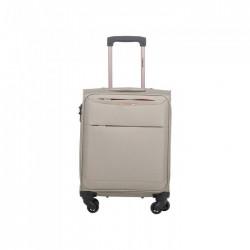 Βαλίτσα Καμπίνας 55εκ Diplomat ZC6040-S Μπεζ