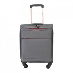 Βαλίτσα Καμπίνας 55εκ Diplomat ZC6040-S Γκρι