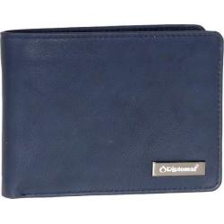 Πορτοφόλι Ανδρικό Δέρμα Diplomat MN414 Μπλε