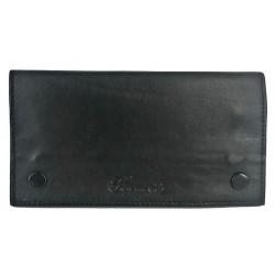 Καπνοθήκη Δέρμα Kouros 9909 Μαύρο