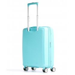 Βαλίτσα Καμπίνας 55εκ American Tourister Soundbox 88472 Βεραμάν