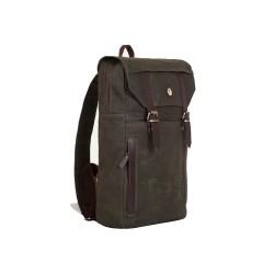 Τσάντα Πλάτης Laptop 15,6'' Burban Denizen 3020 Λαδί