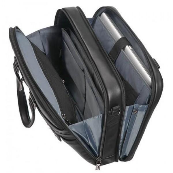 Χαρτοφύλακας Laptop 15,6'' Samsonite ZenithDlx 116235 Μαύρο